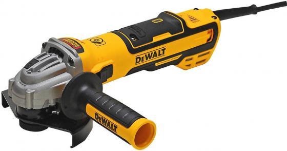 Углошлифовальная машина DeWalt DWE4357-QS 125 мм 1700 Вт углошлифовальная машина болгарка dewalt dwe8110s 730 вт 125 мм