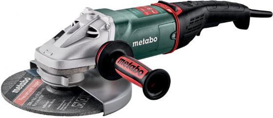 Углошлифовальная машина Metabo WEPBA24-230MVT (606481000) 230 мм 2400 Вт углошлифовальная машина metabo wepba