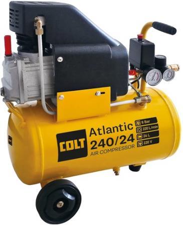 Компрессор COLT Atlantic 240/24 1,8кВт цены