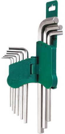 Набор ключей HANS 16764-29M набор стандартных г-шестигранников 1.5.2 2.5.3 4.5 6.8 10мм 9 предмето