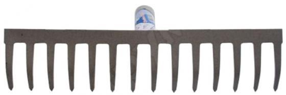купить Грабли FIT 76953 12 прямых зубьев, 85х370мм, без черенка по цене 95 рублей