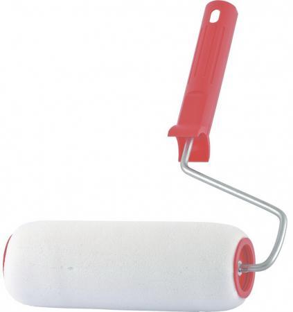 Валик СИБРТЕХ 80143 поролон в сборе 200мм d – 48мм d ручки – 6мм крепление шплинтом цена
