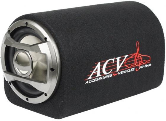 Сабвуфер автомобильный ACV BTA-8 76Вт активный (20см/8)