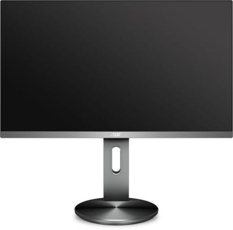 Монитор AOC 27 Professional Q2790PQU/BT(00/01) черный IPS LED 4ms 16:9 HDMI M/M матовая HAS Pivot 1000:1 350cd 178гр/178гр 2560x1440 D-Sub DisplayPort QHD USB 6.6кг монитор dell 23 8 p2419hc черный ips led 8ms 16 9 hdmi матовая has pivot 1000 1 250cd 178гр 178гр 1920x1080 d sub displayport fhd usb