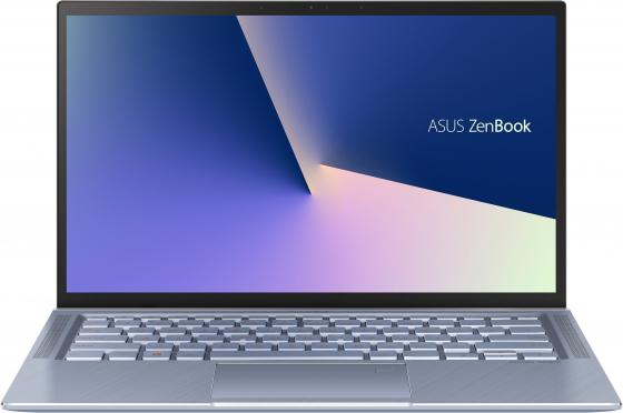 Ноутбук ASUS ZenBook UX431FA-AM068R 14 1920x1080 Intel Core i7-8565U 512 Gb 16Gb Wi-Fi Intel UHD Graphics 620 голубой Windows 10 Professional 90NB0MB3-M01960 ноутбук lenovo yoga s730 13iwl 13 3 1920x1080 intel core i7 8565u 256 gb 16gb intel uhd graphics 620 серый windows 10 home 81j0002kru