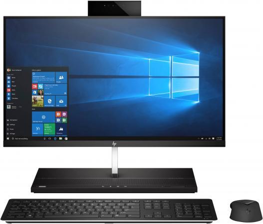 HP EliteOne 1000 G2 AiO NT 27 27(3840x2160 IPS (матовый))/Intel Core i5 8500(3Ghz)/8192Mb/256SSDGb/BT/WiFi/war 3y/W10Pro + Premium Wrless kbd&mouse hp elitedesk 800 g4 sff intel core i5 8500 3ghz 8192mb 256ssdgb dvdrw war 3y w10pro displayport