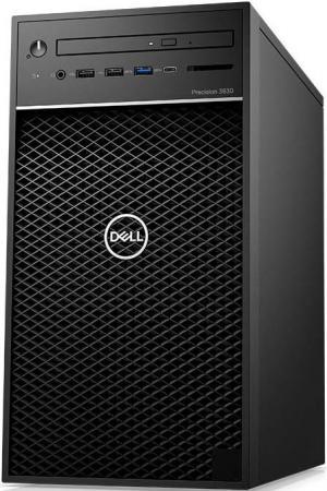 Купить PRECISION T3630 MT, i7-8700 (3.2GHz, 12MB, 6C), 16GB (2x8GB) 2666MHz DDR4 Non ECC, 256GB SSD, DVD-RW, 8GB Nvidia GeForce GTX 1080 (3 DP, HDMI, DVI), DOS, keyboard, mouse, 3Y Basic NBD, DELL
