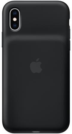 Чехол-аккумулятор Apple Smart Battery для iPhone XS чёрный MRXK2ZM/A аксессуар чехол аккумулятор apple iphone 7 smart battery case black mn002zm a