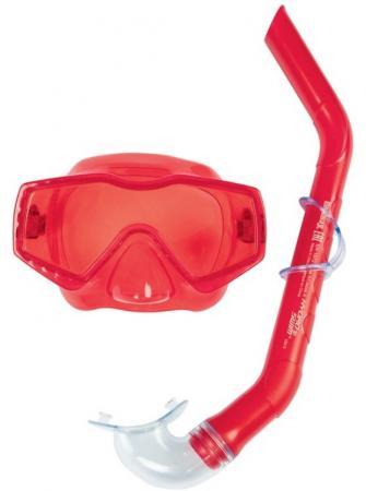 цена на набор для ныряния Аква прайм (маска, трубка) от 14лет 2 цв. в асс-те