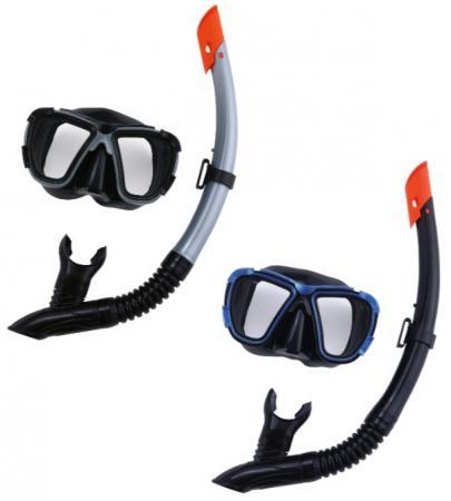 цена на набор для ныряния Черное море (маска, трубка) 2 цв. в асс-те