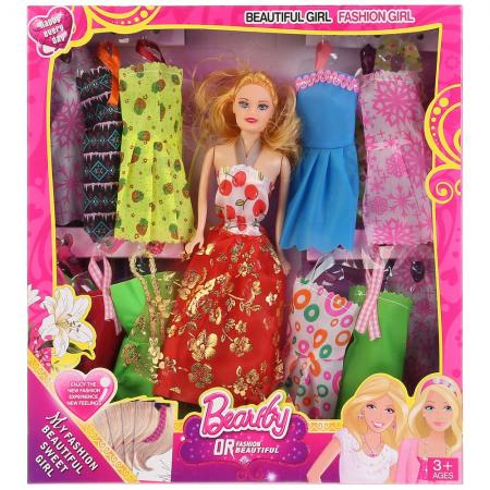 Игровой набор Shantou Кукла с набором одежды 29 см mavi 164975 21619