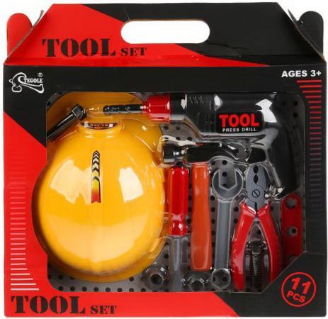 Набор строит. инструментов T1464 в кор. в кор.2*12шт набор строит инструментов пласт 2920 в пласт ящике 27 13 15см в кор 2 12шт