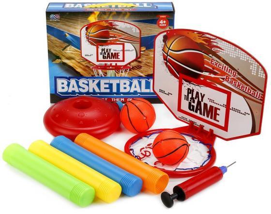 Игровой набор Shantou БАСКЕТБОЛ 9 предметов канцелярский набор карамба 005081 2 9 предметов
