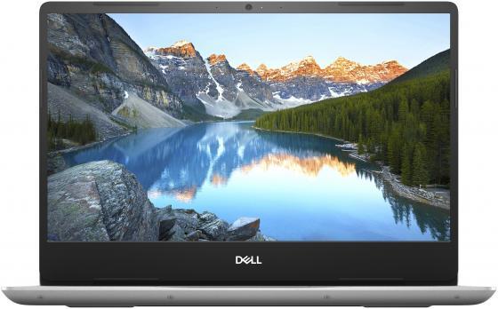 "Ноутбук DELL Inspiron 5480 14"" 1920x1080 Intel Core i5-8265U 256 Gb 8Gb nVidia GeForce MX250 2048 Мб серебристый Windows 10 Home 5480-8222 цены"