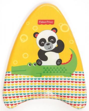 доска для плавания Fisher Price 42 х 32 х 3,5 см bestway надувной валик fisher price bestway