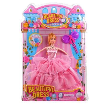 Кукла Наша Игрушка 683B 28 см в ассортименте