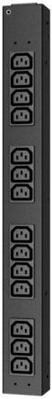 Rack PDU, BASIC, HALF HEIGHT, 100-240V/20A, 220-240V/16A, (14) C13 free shipping original motherboard for gigabyte ga p55 s3 lga 1156 ddr3 p55 s3 16gb for i3 i5 i7 usb2 0 h55 desktop motherboard