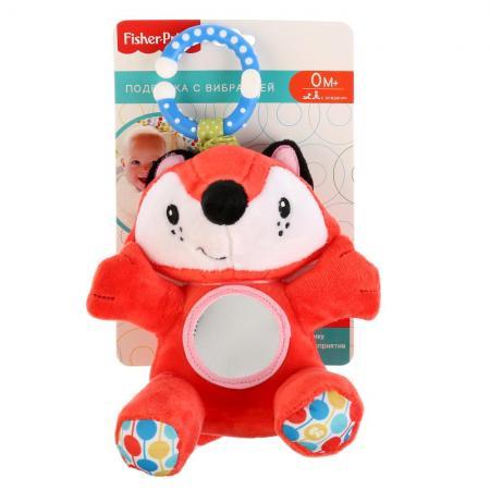 Интерактивная игрушка УМКА Лиса с рождения интерактивная игрушка chicco sweet love lamb овечка с рождения бело голубой
