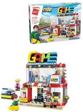 Конструктор ENLIGHTEN BRICK Магазин игрушек 416 элементов конструктор мир деревянных игрушек мир деревянных игрушек mp002xc009r5