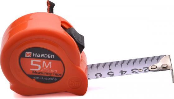 Рулетка Harden 580009 7.5мx25мм рулетка harden 3m 580033
