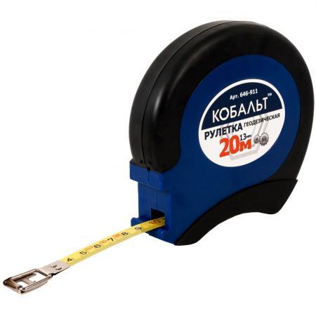 Рулетка Кобальт 646-911 20мx13мм цена
