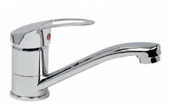 цены Смеситель ARGO OLIO 40-02 27804 для кухни короткий излив 185 мм d-40