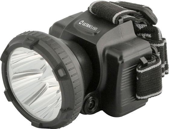 цена на Фонарь налобный Ultraflash LED5365 чёрный