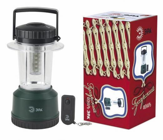 Фонарь кемпинговый Эра C0032140 зеленый чёрный фонарь led кемпинговый эра k30