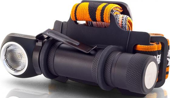 Фонарь налобный Яркий Луч LH-500 ENOT серый фонарь яркий луч lh 140 enot налобный ручной cree xp g2 140 лм