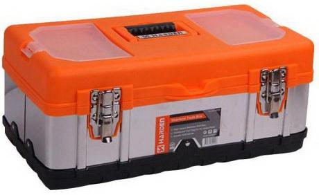 Фото - Ящик HARDEN 520228 для инструмента из нержавеющей стали 450 мм ящик для инструментов harden 520224 36 см