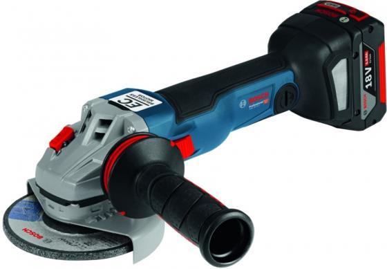 Углошлифовальная машина Bosch GWS 18V-10 C (06019G310D) 125 мм углошлифмашина bosch gws 15 150 cih 0 601 830 522