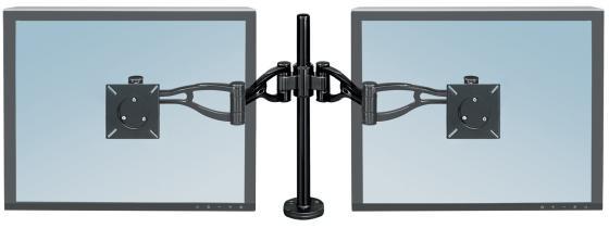 Кронштейн Fellowes Professional series для 2 мониторов, до 26, до 10 кг каждый, шт кронштейн для балконного ящика ingreen 2 шт