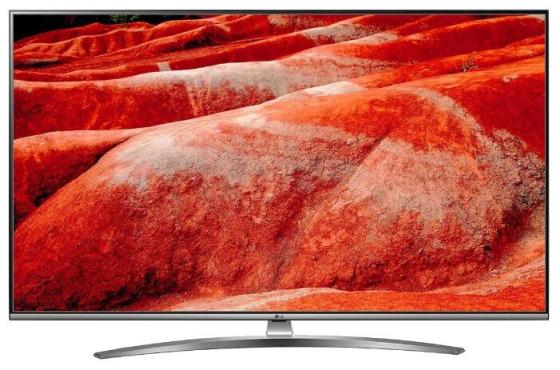 Телевизор LED 55 LG 55UM7610PLB черный 3840x2160 50 Гц Wi-Fi Smart TV RJ-45 Bluetooth 55UM7610PLB.ARU телевизор led 70 lg 70um7100pla черный 3840x2160 50 гц smart tv wi fi rj 45 bluetooth