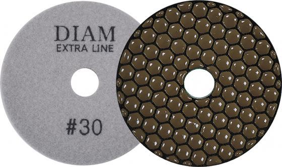 Круг шлифовальный DIAM АГШК 100x2.0 №30 Extra Line сухой штанга diam 620050