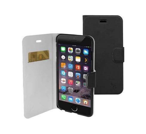 Чехол-книжка TnB IPH652B для iPhone 6 чёрный все цены