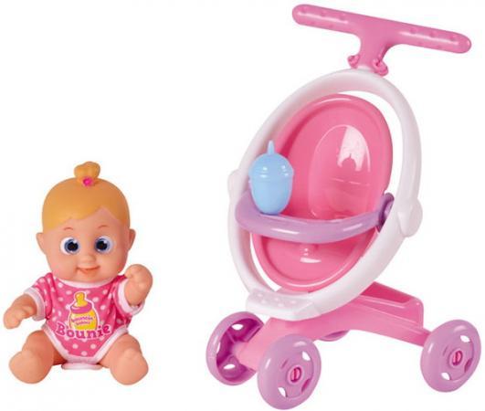 Игрушка Bouncin Babies Кукла Бони 16 см с коляской, дисплей force f 20714