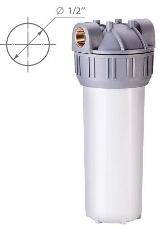 Фильтр БАРЬЕР ВМ 1/2 магистральный предфильтр для холодной воды цена