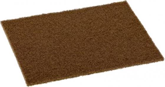 Лист шлифовальный 3М 07440 MED7100039147 158х224мм 1шт коричневый д/удаления сильных загрязнений