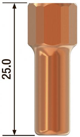 Электроды FUBAG FBP100_EL электрод для горелки fb p100 10шт.