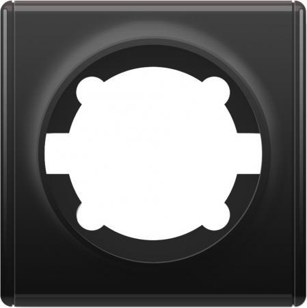 Рамка ONEKEYELECTRO1E52101303 1-м Florence черн
