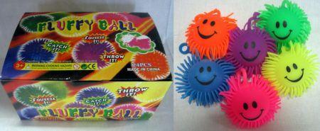 Мячики светящиеся 4005-1 4 дюйма, (24 шт в наборе), в/к 25х15х18 см цена и фото