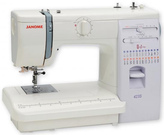 Швейная машина Janome 423S швейная машина vlk napoli 2400