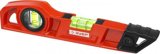 Уровень ЗУБР 3457 мастер буран литой усил. 2 противоудар амп. фрезерован баз поверхность 250мм уровень зубр мастер торпедо 230mm 3459