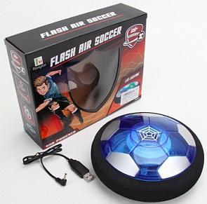 Аэрофутбол на бат., USB, свет. эффект, в/к 24*7*19 см спортивная игра best toys спортивная аэрофутбол