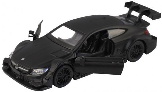 Машинка Автопанорама Mercedes-AMG C 63 DTM 1:43 черный dtm 1207