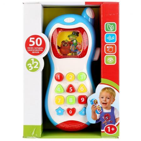 Интерактивная игрушка УМКА Русские народные песни от 1 года интерактивная игрушка умка музыкальные часы песни на стихи а барто от 1 года
