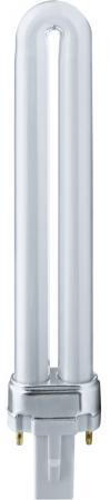 Лампа энергосберегающая дугообразная Navigator NCL-PS-09-860-G23 G23 9W 6500K 94072