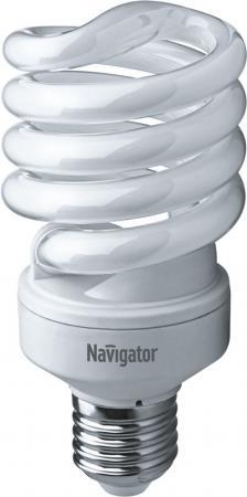 Лампа энергосберегающая спираль Navigator NCL-SF10-30-827-E27 E27 30W 2700K 94 055 лампа энергосберегающая спираль ecowatt mini sp 15w 827 e27 e27 15w 2700k