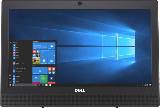 "купить Моноблок Dell Optiplex 3050 19.5"" HD+ i5 6400T (2.2)/8Gb/SSD256Gb/HDG530/DVDRW/Windows 10 Professional/GbitEth/WiFi/BT/130W/клавиатура/мышь/Cam/черный 1600x900 по цене 53300 рублей"