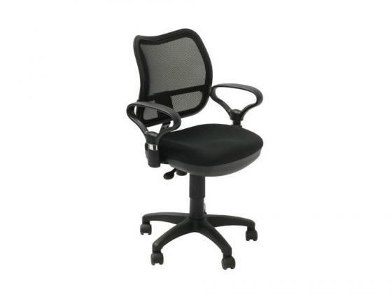 Кресло Buro CH-799AXSN/BLACK спинка сетка черный сиденье черный 26-28 цена и фото